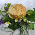 Tartarughe di pane senza glutine