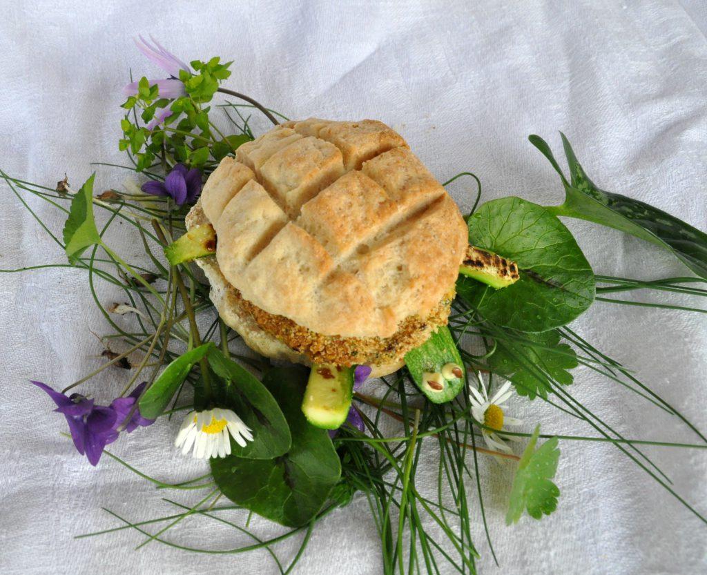 panini tartaruga senza glutine