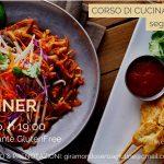 Corsi cucina senza glutine Firenze