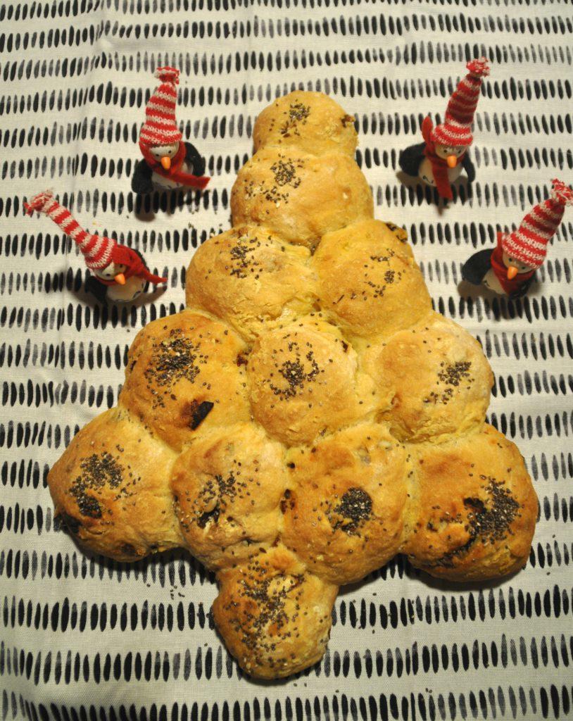 pane natalizio senza glutine