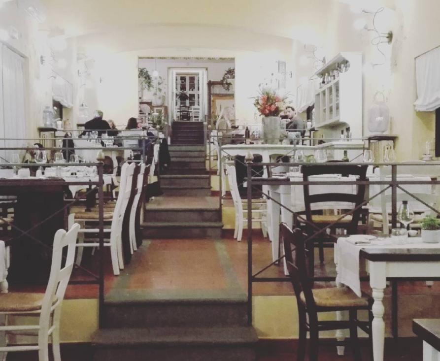 ristorante senza glutine La Quercia di Castelletti