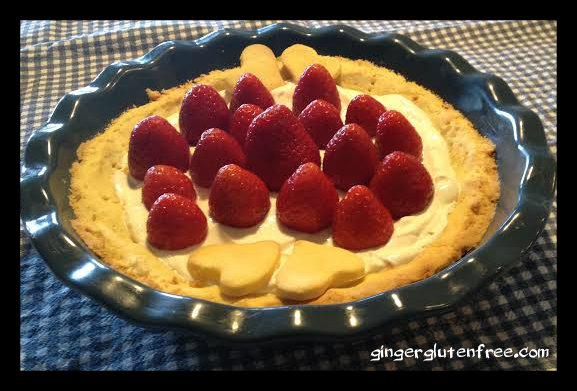 crostata-senza-glutine-yogurt-fragole 2