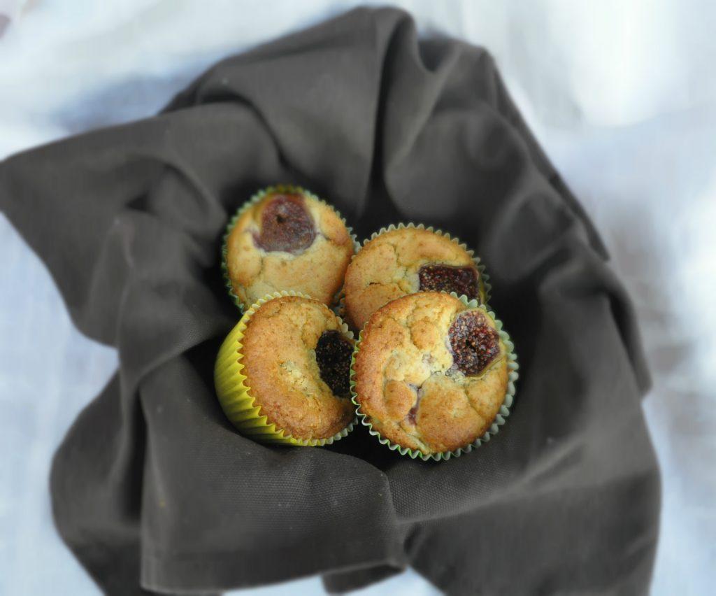 muffin senza glutine con farina di quinoa