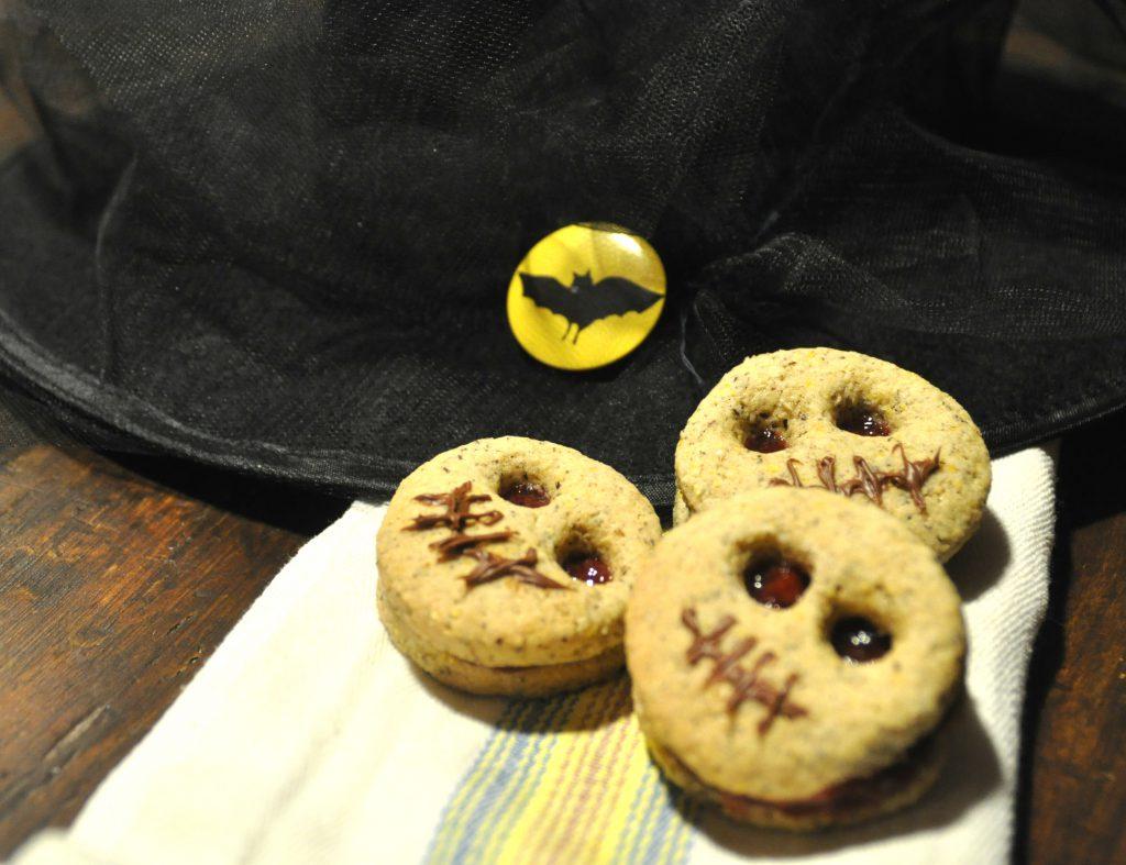 biscotti senza glutine con farina probios