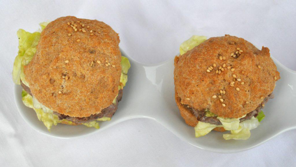 panini da ahmburger senza glutine probios