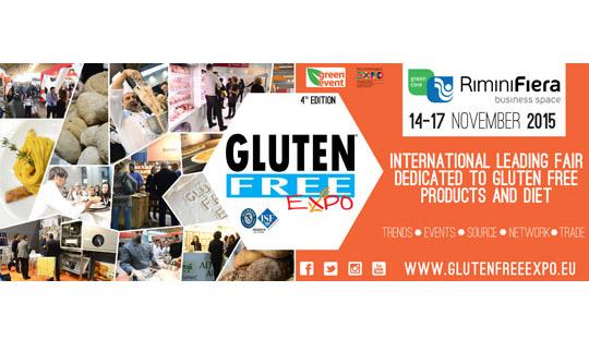 gluten free expo a rimini fiera