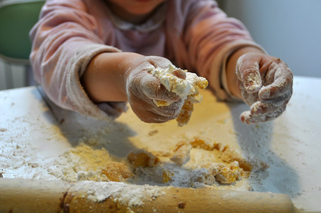 pasta di sale senza glutine