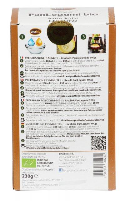prodotti senza glutine biologici