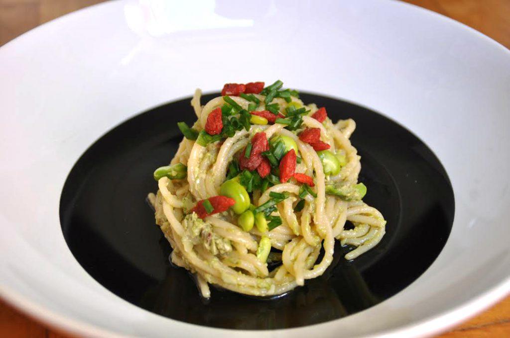 spaghetti-senza-glutine-fave-bacche-goji