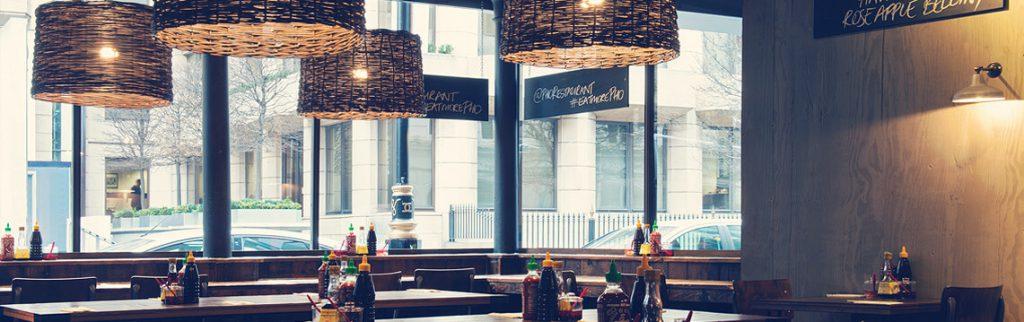 london gluten free restaurant