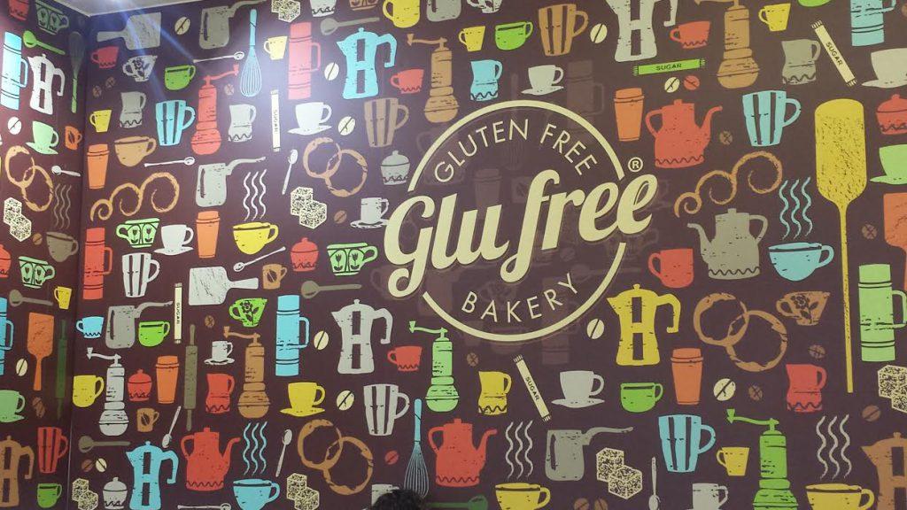 glu free bakery a milano