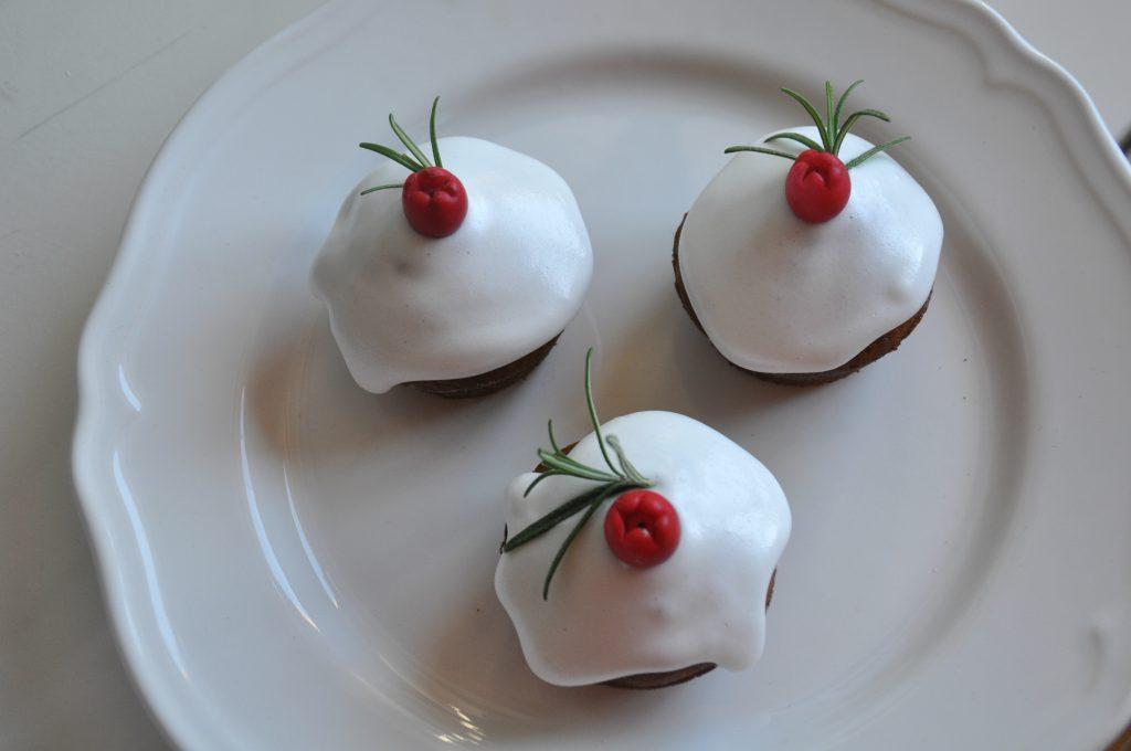 muffin senza glutine natalizi speziati