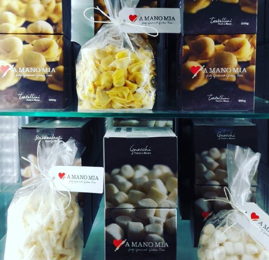 pasta fresca al gluten free expo 2017
