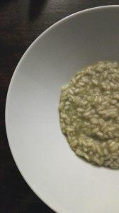 risotto alle ortiche senza glutine