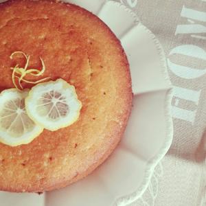 ricette dai libri la lemon cake